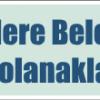 Çamlıdere Belediyesi İş Başvurusu