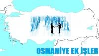Osmaniye Ek İş İlanları