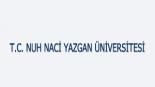 Nuh Naci Yazgan Üniversitesi İş Başvurusu