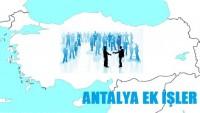 Antalya Ek İş İlanları