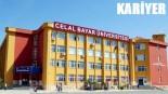 Celal Bayar Üniversitesi İş Başvurusu
