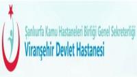Viranşehir Devlet Hastanesi İş Başvurusu