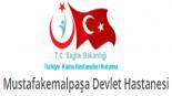 Mustafakemalpaşa Devlet Hastanesi İş Başvurusu