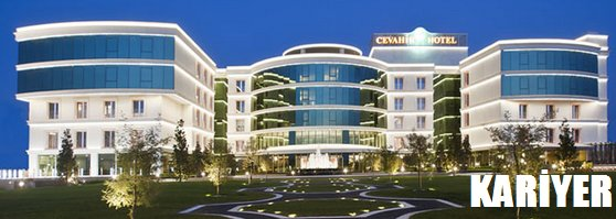 Cevahir Otel İş Başvurusu