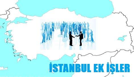 İstanbul Ek İş İlanları
