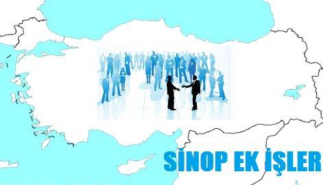 Sinop Ek İş İlanları