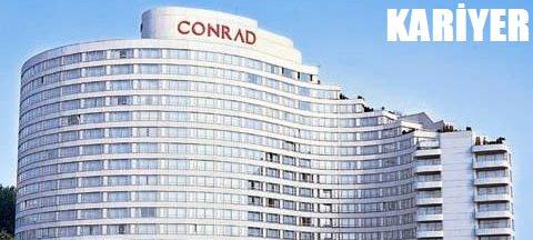 Conrad Otel İş Başvurusu