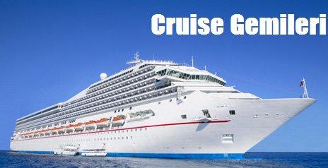 Cruise Gemileri İş Başvurusu