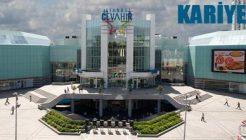 Cevahir Alışveriş Merkezi İş Başvurusu