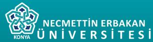 Necmettin Erbakan Üniversitesi İş Başvurusu