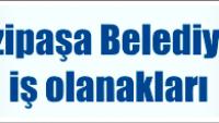 Gazipaşa Belediyesi İş Başvurusu